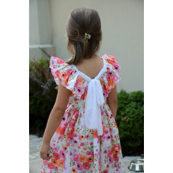 Sukienka Aliss różowa