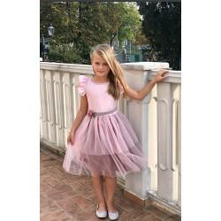 Sukienka Elizabeth pink