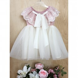 Izabell ini pink&white