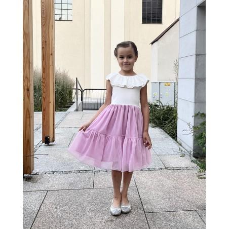 Sukienka Marsala pink
